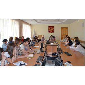 Работа с обращениями граждан в Управлении Росреестра зависит от профессионализма сотрудников