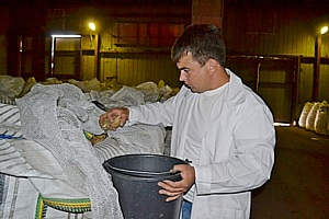 Более 1,2 млн. тонн сельхозпродукции исследовано на Дону в марте 2017 г.
