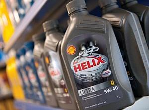 «Товаром года 2013» стало моторное масло Shell Helix