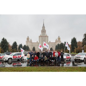 DPD в России вручает призы