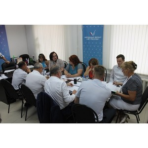 Активисты ОНФ обсудили с властями Приамурья вопросы реализации приоритетных проектов движения