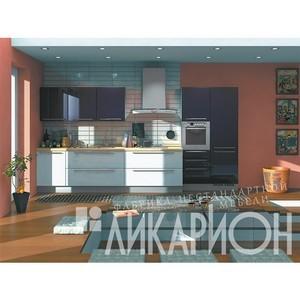 Серия кухонь «Жаклин» от российской фабрики «Ликарион»