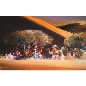 Выставка Валерия Блохина «Шелковый путь»
