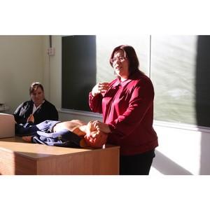 Филиал «Ивэнерго» принял участие в межрегиональном форуме инноваций «Перспективное поколение»