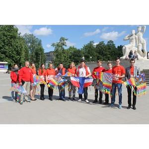 Команда «Молодежки ОНФ» в Санкт-Петербурге подключилась к акции, приуроченной ко Дню защиты детей