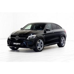Тюнинг от Brabus для Mercedes-AMG GLE 43 Coupe