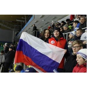 К акциям ОНФ в поддержку российских олимпийцев присоединился воронежский хоккейный клуб «Буран»
