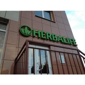 Открытие Центров продаж Herbalife в Брянске и Краснодаре