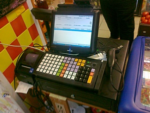 Автоматизация магазина «Еда из теремка» на базе «ForPost Супермаркет»