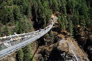 Треккинг в Непале и другие походы в Азии