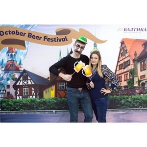 IV October Beer Festival прошел на Воронежском пивзаводе