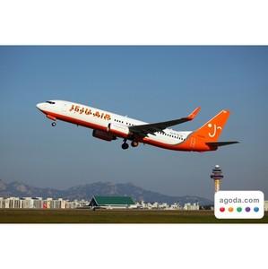 Agoda.com заключает партнерское соглашение с авиакомпанией Jeju Air