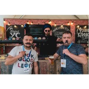 «Казачий Ус» и «Франц Клинка» украсили Gastreet International Restaurant Show