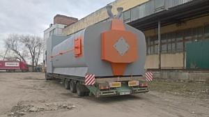 Ярославский «Теплоцентр» поставил 17 МВт котел для нужд АО «Карболит».
