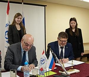 НИЕВ и МНПЦ наркологии подписали соглашение о сотрудничестве