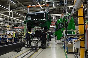 Благодаря уникальным 3D-чертежам шасси Volvo сокращаются сроки поставки грузовиков клиентам
