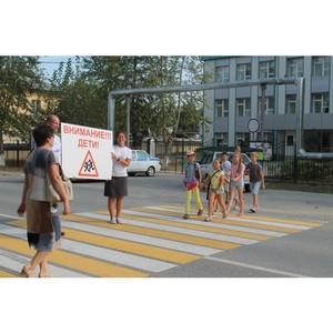Тюменские активисты ОНФ проверили школьные маршруты