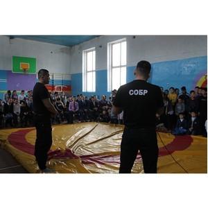 Региональная программа ОНФ «Мобильный тренер» в Туве расширилась профориентационными мастер-классами