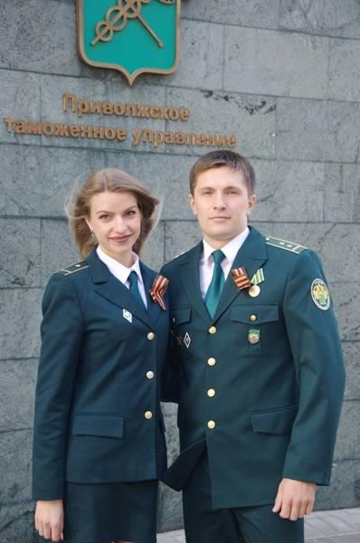 Приволжское таможенное управление присоединилось к акции «Георгиевская ленточка-2018»