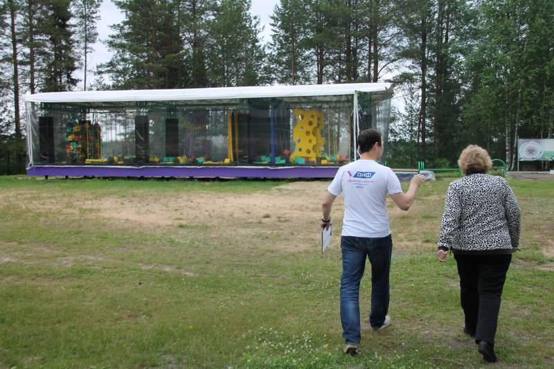 Активисты ОНФ в Коми провели мониторинг детских оздоровительных лагерей в регионе