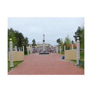 «Аганнефтегазгеология» ведет реконструкцию мемориального комплекса в поселке Новоаганск