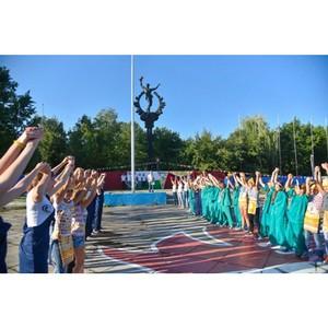 Дети работников «Липецкцемента» отдохнули в детских оздоровительных лагерях