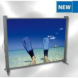 MW LCD Table Mobile: современный презентационный мобильный настольный экран