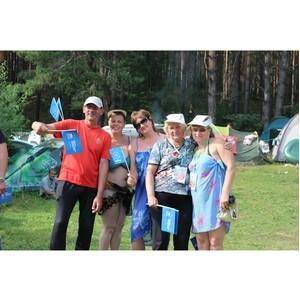 Компания «Евродом» приняла участие в рыболовном фестивале «Разнежье – 2017»