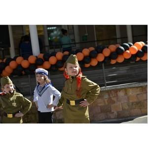 Фонд «Новая Высота» поздравил ветеранов с Днем Победы
