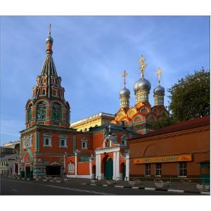 Сотрудники Кинокомпании «Союз Маринс Групп» посетили храмы Замоскворечья в Москве