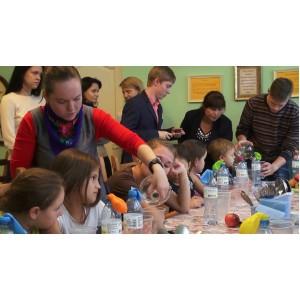 Кинокомпания «Союз Маринс Групп» в православном центре «Покров»