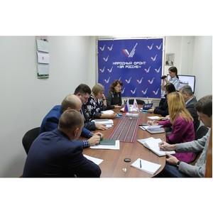 Активисты ОНФ в Мордовии подвели итоги всероссийской акции «Дорога в школу»