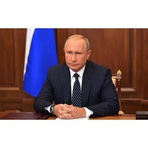 Поправки Президента в пенсионную реформу уже вносятся в законопроект