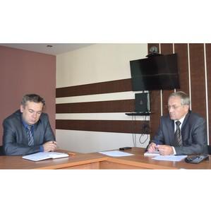 На совещании в Кадастровой палате Курганской области обсудили актуальные вопросы