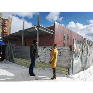 Активисты ОНФ в Карелии провели повторный рейд по недостроенным и заброшенным объектам