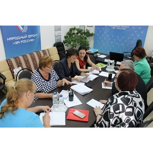 Амурские активисты ОНФ обсудили вопросы реализации в регионе проекта «Равные возможности – детям»