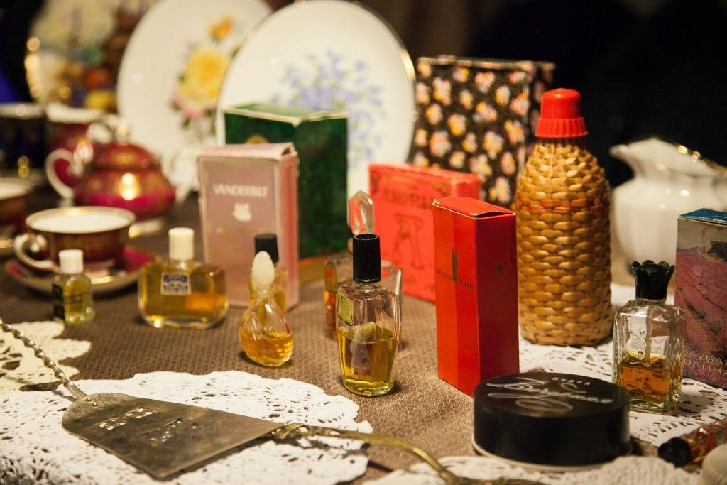Ретро-маркет «Рио-Рита» пройдет с 4 по 6 ноября в ТРЦ «Золотой Вавилон Отрадное»