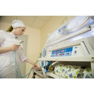 «Швабе» оснастил медтехникой новый перинатальный центр в Дагестане
