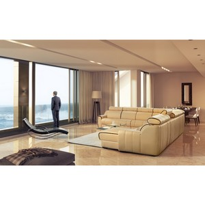 Mobel&zeit выпускает высокотехнологичный диван Energy.