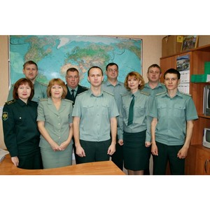 Томский ЦЭД стал лучшим коллективом среди внутренних таможенных постов СТУ