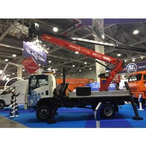Компания «Альянс Тракс» приняла участие в международной выставке ССТ-2017