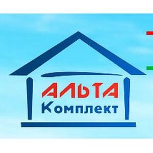 Новые фасадные панели в «Альта-Комплект»