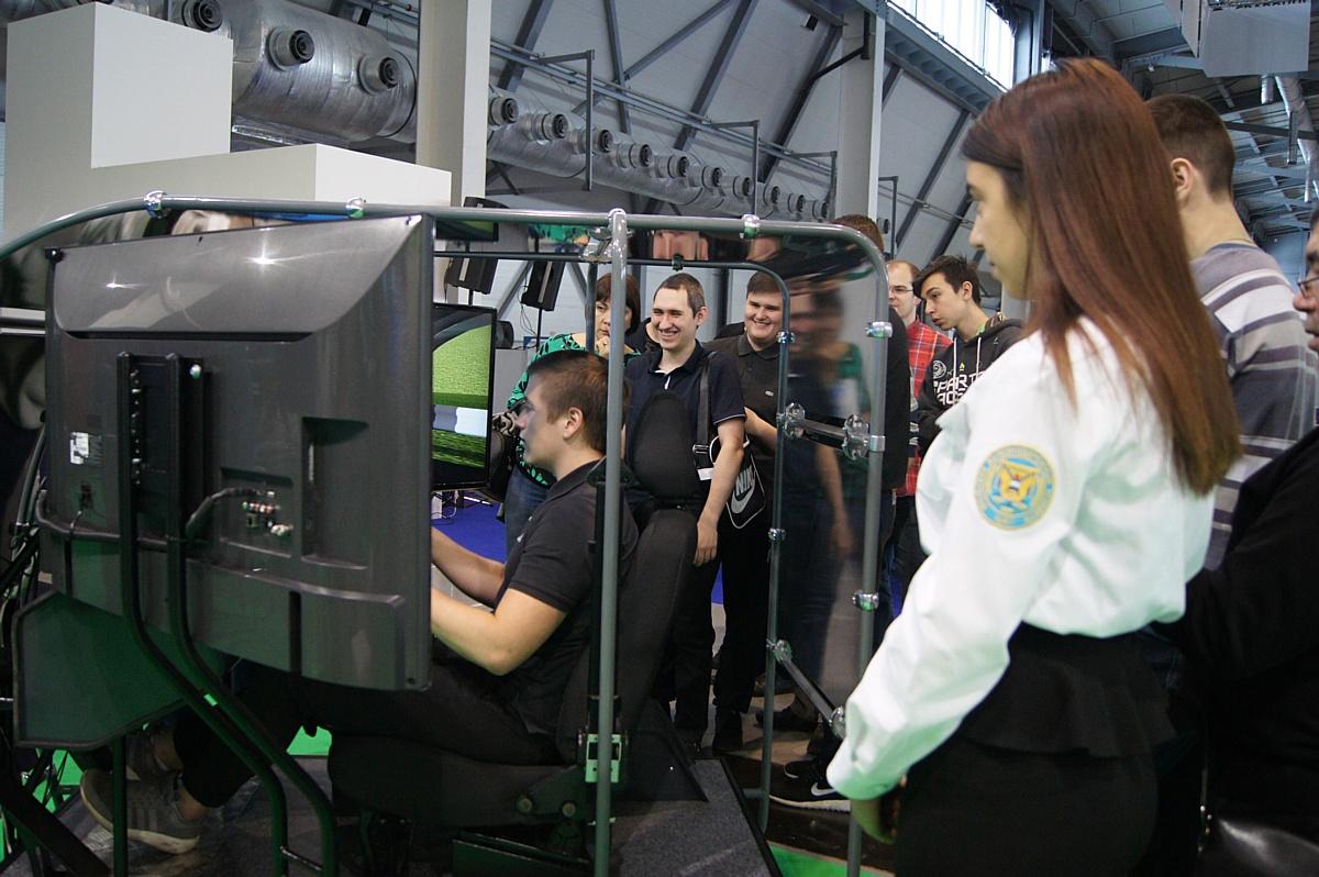 Минпромторг России представил концептуально новую профориентационною площадку в рамках WorldSkills