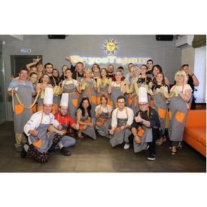 Программа лояльности для постоянных гостей кулинарной студии Вкусотеррия