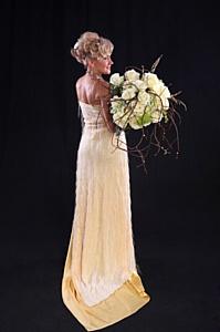 Нелли Агафонова представит новую коллекцию на Дне высокой флористики в Крокусе