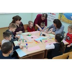 «Молодежка ОНФ» в Коми провела экологический урок для школьников поселка Сыня
