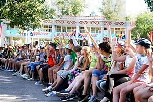 В Детском оздоровительном центре «Ровесник» прошёл урок энергосбережения и электробезопасности