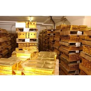 Глобальное увлечение золотом: рост цен на 28%, рост резервов на 6.55 тонн