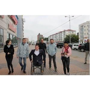 Активисты ОНФ оценили доступность социально - значимых объектов Уфы.