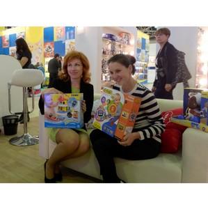 Gulliver на выставке «Мир детства-2012»компания